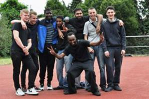 Southall youngsters celebrate being the Street Elite