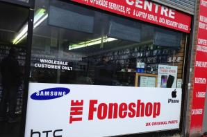 Southall phone shop fined thousands for fake goods