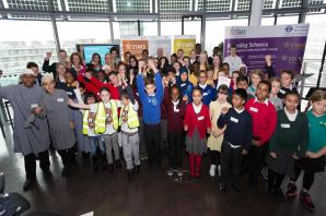 Ealing school awarded by TfL for championing sustainable travel