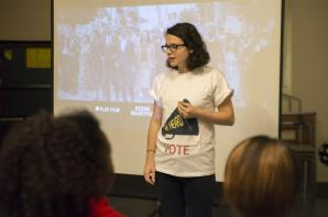 Film event inspires Acton social housing tenants to register to vote