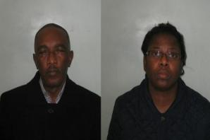 Perivale couple jailed for keeping Nigerian as slave for 24 years