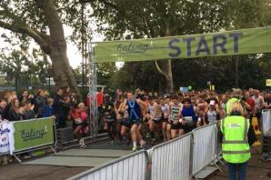 Help the homeless by signing up to 2016 Ealing Half Marathon
