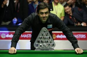 O'Sullivan does it for the oldies with sixth Masters triumph